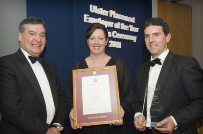 Placement Employer of the Year, 2011