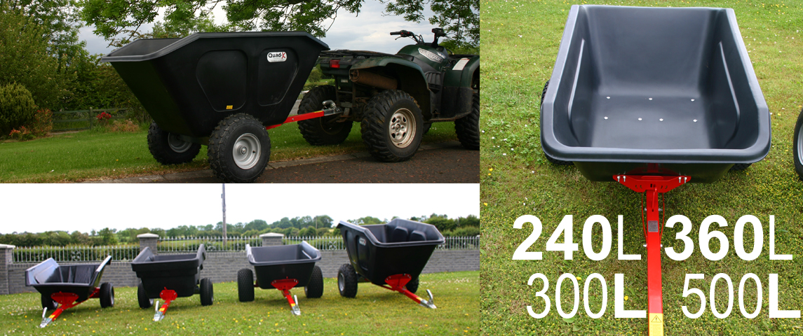 240L, 300L, 360L and 500L versions available!