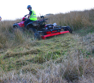 Extreme Duty Wildcut Mower