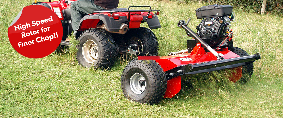 Flail Mower Quad Accessories Atv Accessories For Farm Quads