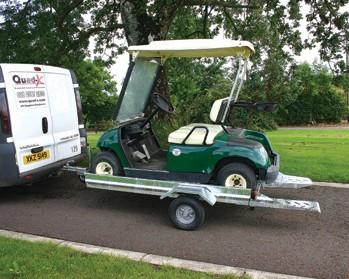 Golf Buggy/ATV Trailer