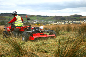 Medium Duty Wildcut Mower