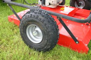 Large Wheel Option