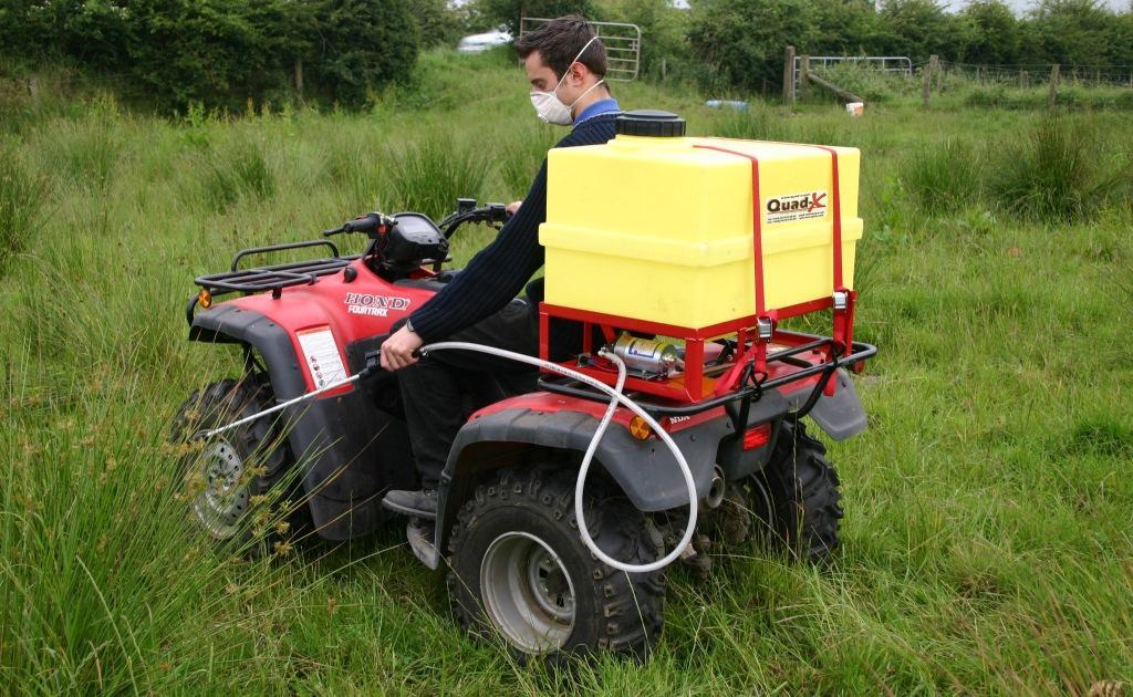 135L Pro Spray Elite - Quad Accessories/ATV Accessories for Farm Quads