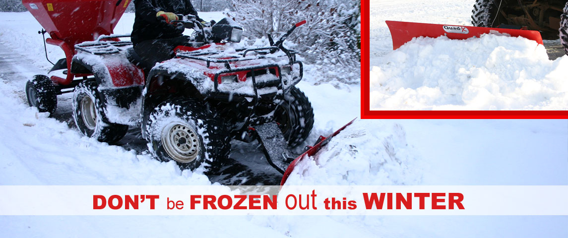 Universally Fitting to almost all Quads & ATVs!!