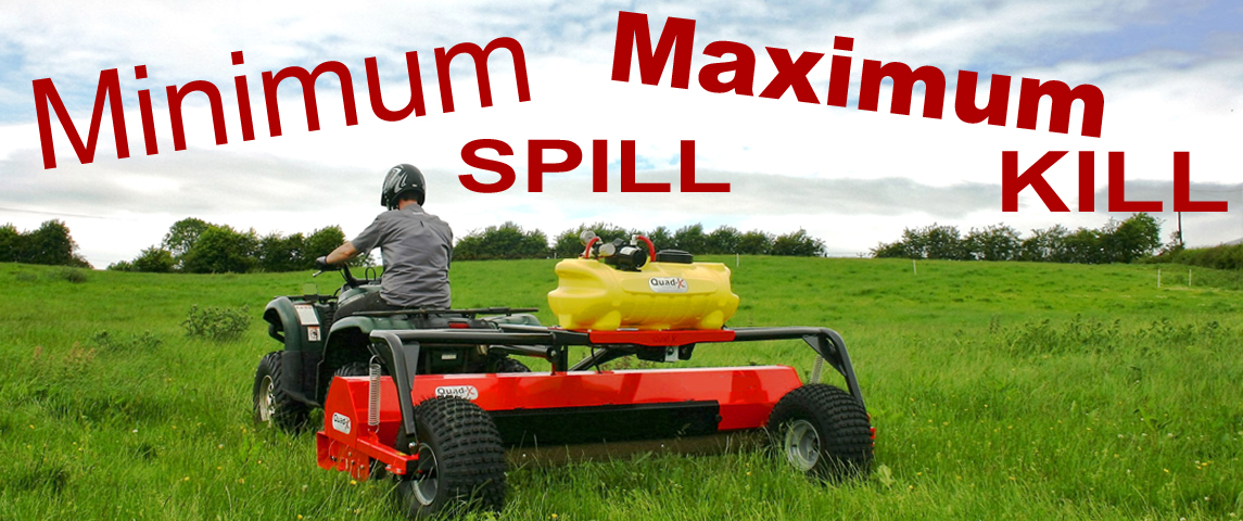 For Maximum Kill and Minimum Drips!!