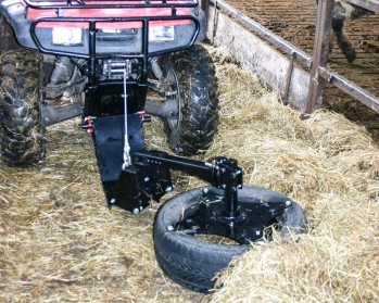 Silage Pusher