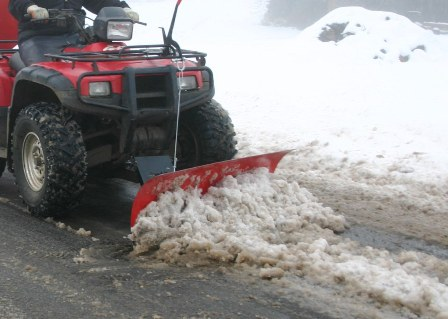 Snow Plough Quad Accessories Atv Accessories For Farm Quads