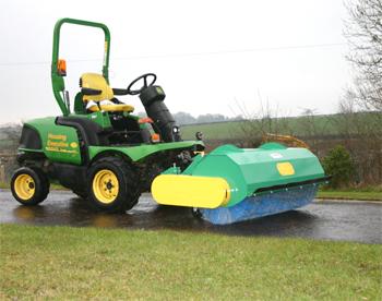 Custom Sweeper