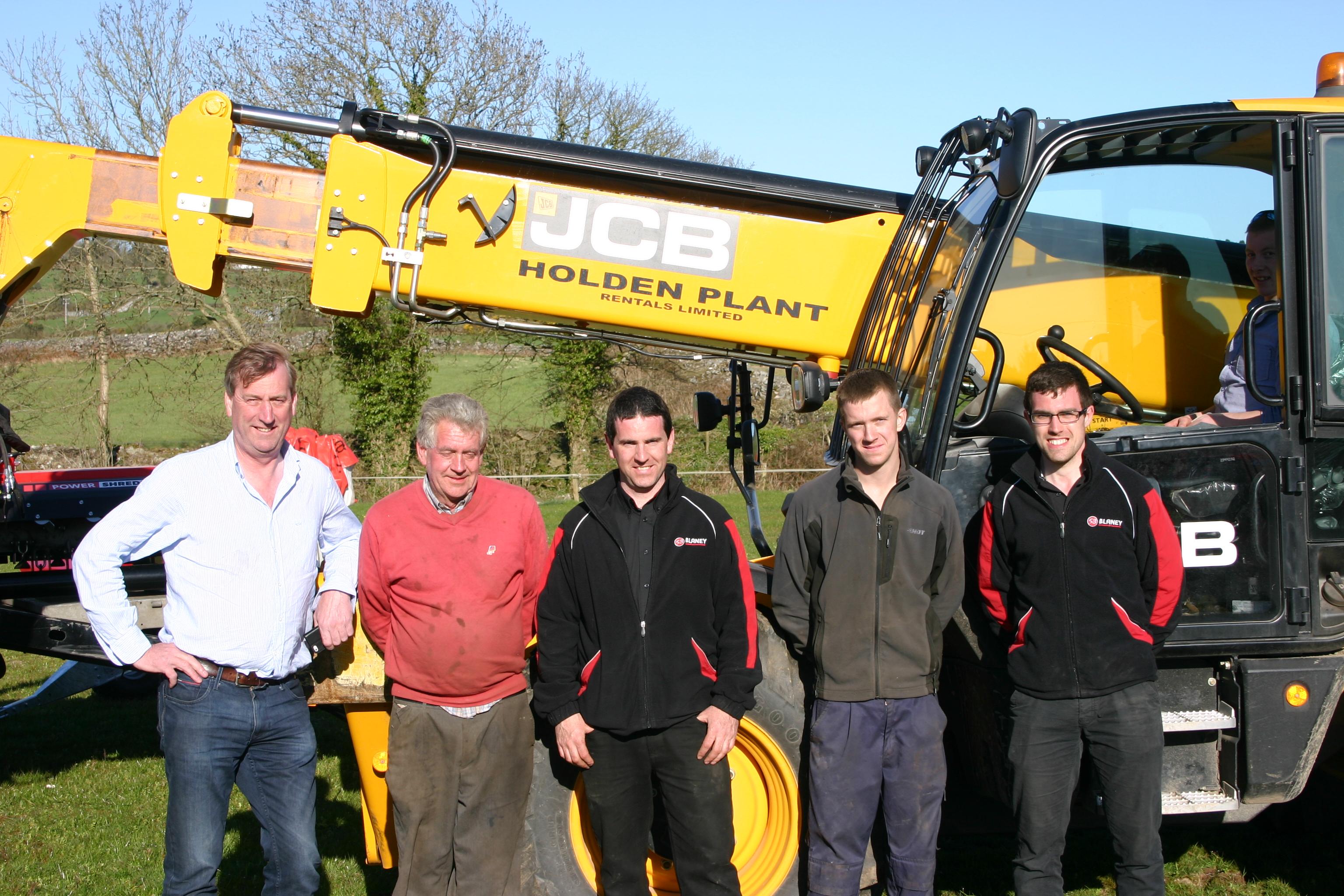 Paul Holden - Host farmer Kilkenny