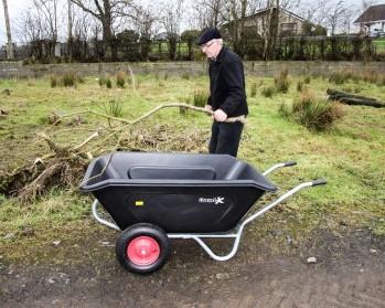 Large Capacity Wheelbarrows