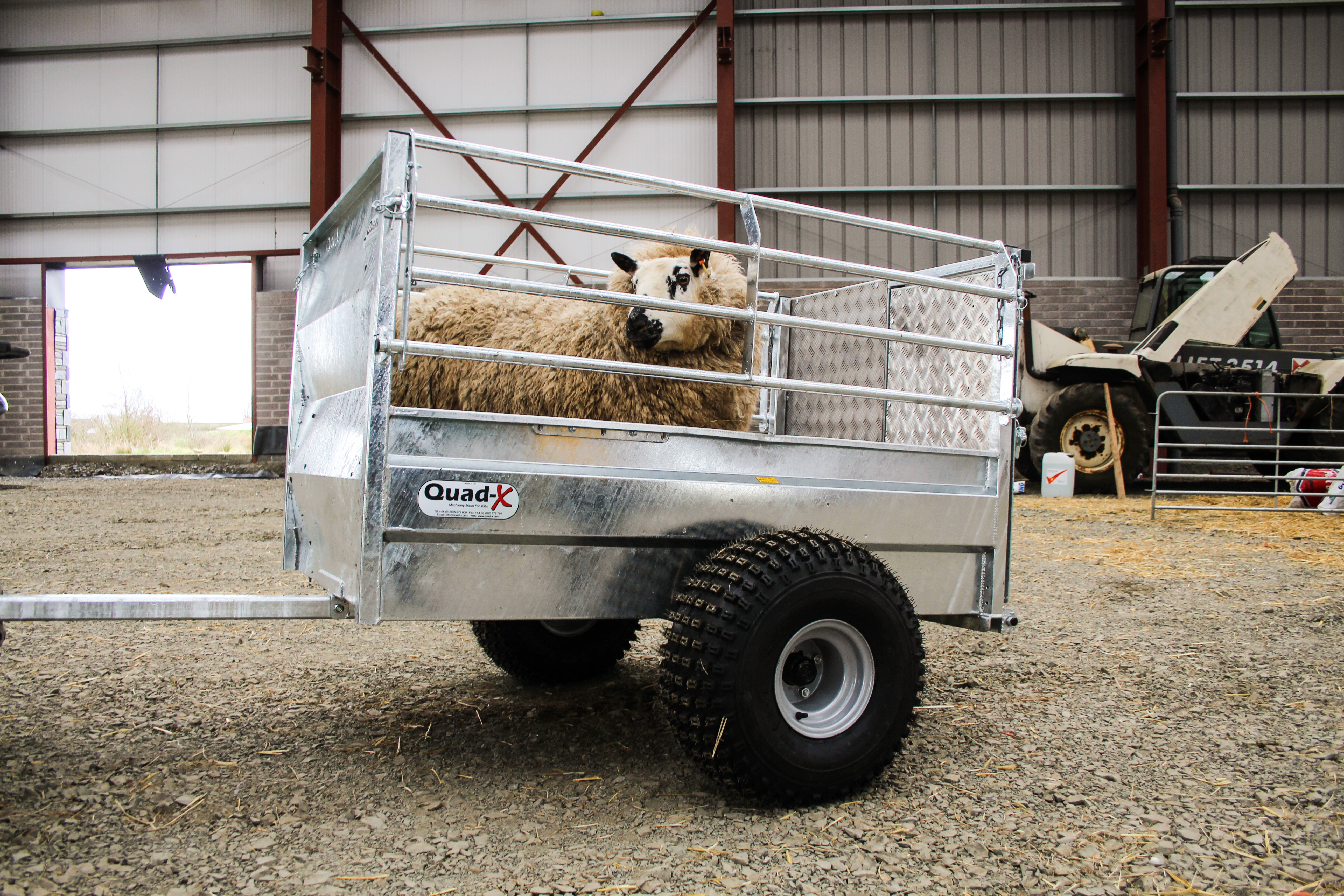 o engineering products donnell welcome creep feeders sheep to for feeder